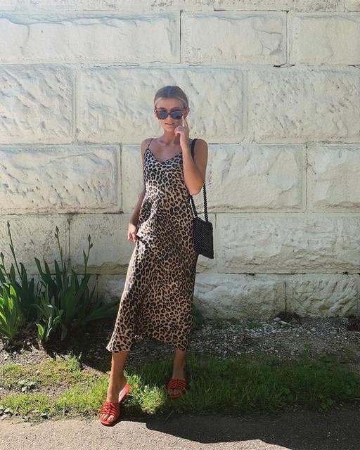weidnertyler - Hera Leppo Dress