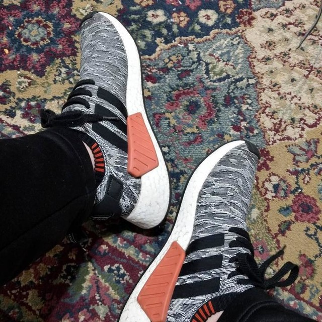 HMU with ideas  #nmd #r2 #primeknit #cop #pondering #lifestyle #comfort #adidas #ultraboost #boost #sneakers #thebrandwith3stripes
