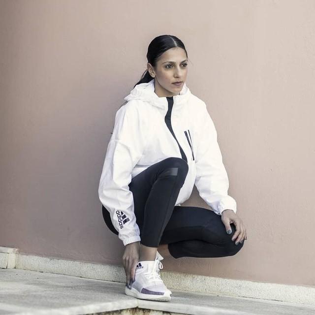 In my urban adidas W.N.D. jacket I can create anything. #adidasgr #adidaswnd #createdwithadidas