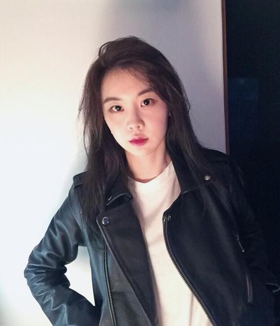 @yosekyung - Cazadora biker de cuero Balfern