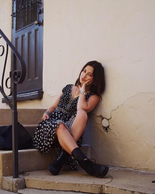 samantha.rom - Macella Scatter Dress