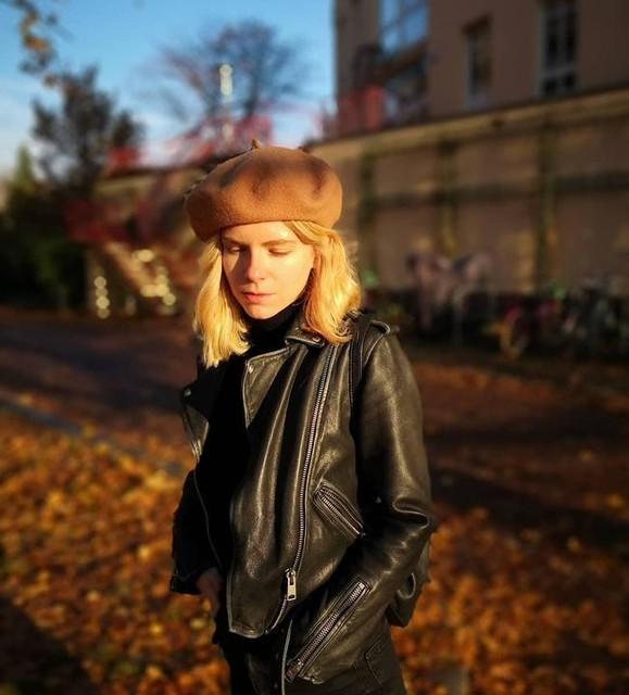 juliamasche - Balfern Leather Biker Jacket