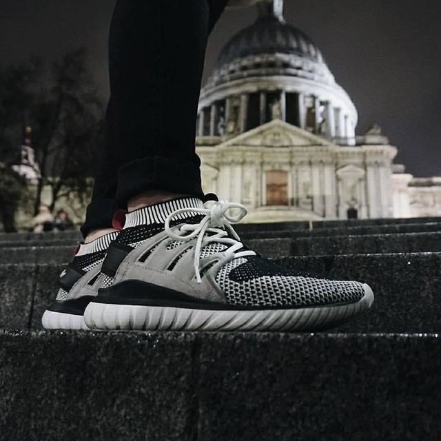 Adidas Tubular Nova Primeknit White