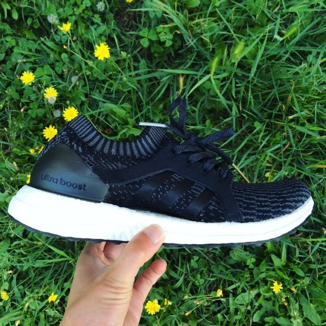 Officially welcome my new member Ultra boost X to my sweet home😊 , I think I can run like a cheetah and can have emergency break with the CONTINENTAL sole.. #absbreak #ultraboostx #adidasnz