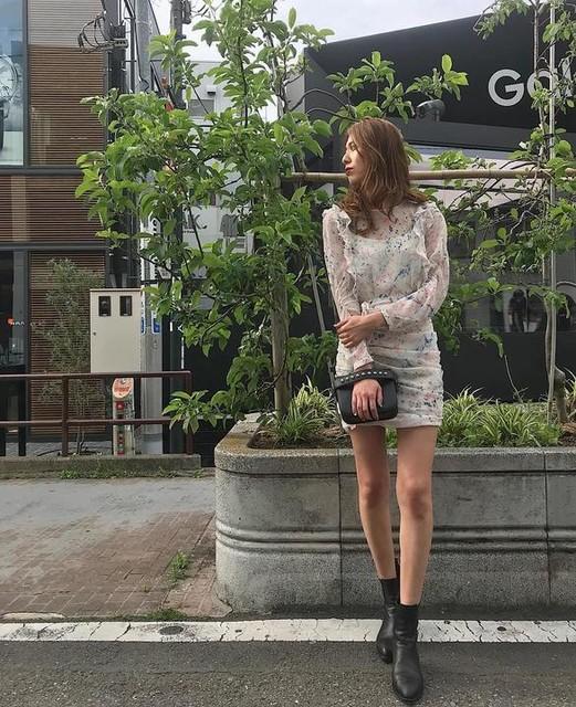 asj_angie - Robe Flint Juni