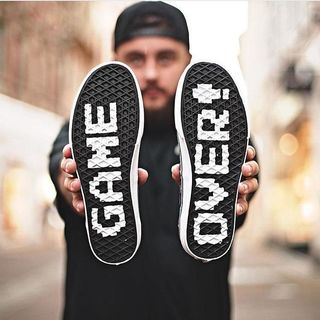 Vans Game Over Sneakers