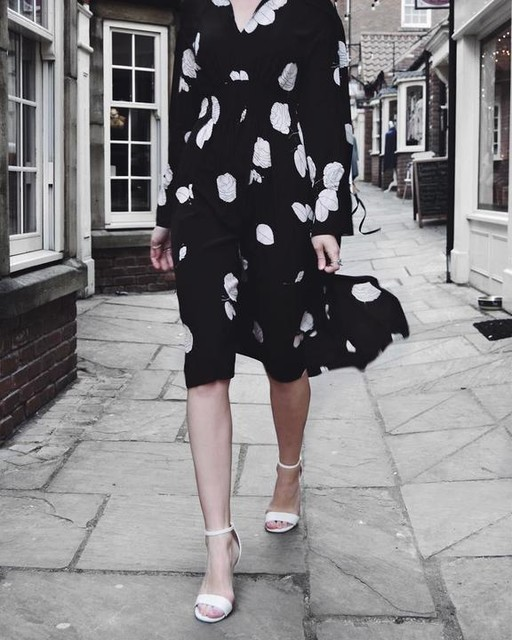 Kaitlin Rheanne ? - Lavete Rodin Silk Dress