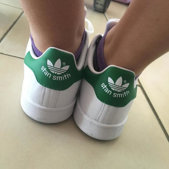 adidas STAN SMITH PRIMEKNIT White/White/Green Hype DC