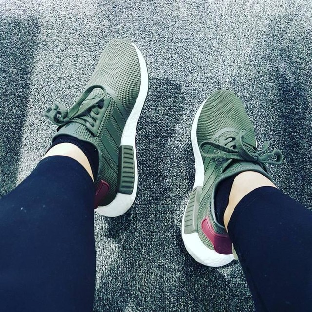 When it's still a week til payday and you spend what little money you have left for food on beaut new trainers. Priorities 💪👟 #adidas #nmd