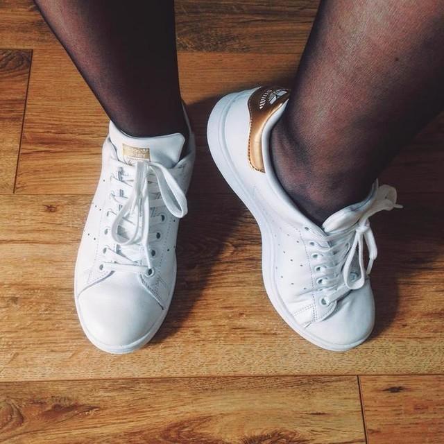 J'ai succombé au mainstream... 😍 #stansmith #adidas #shoes