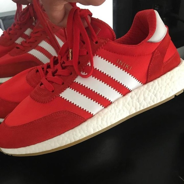 @adidas Iniki Runner. Iconic runner design with a modern perspective and patented Boost technology #adidas #adidasoriginals #iniki #inikirunner #boostvibes #fuckwithadidasheavy #hypebeast #sneakerheadproblems #shoenerd #sneakernews #3stripelife #3stripesstyle