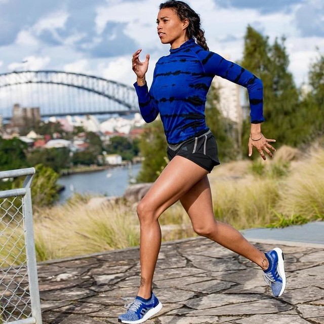 something new, something blue @adidasau #ultraboostx