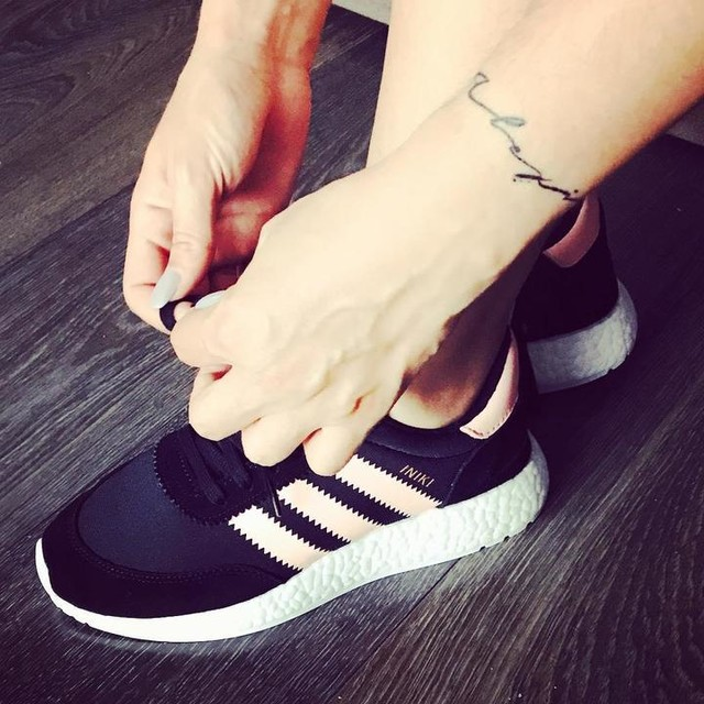 New babies! #adidas #iniki #sneakers #addicted #sneakeraddict #love #cool #newinmycloset #shoes