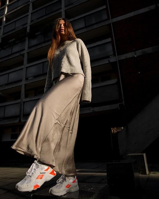 millie_cotton - Vestido con Suéter Tierny