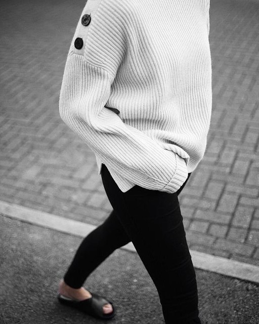 Coco Duffield - Faye Crew Neck Jumper