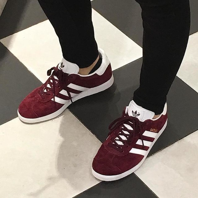 #adidasgazelle #gazellered #adidas #愛迪達  帥氣 👍