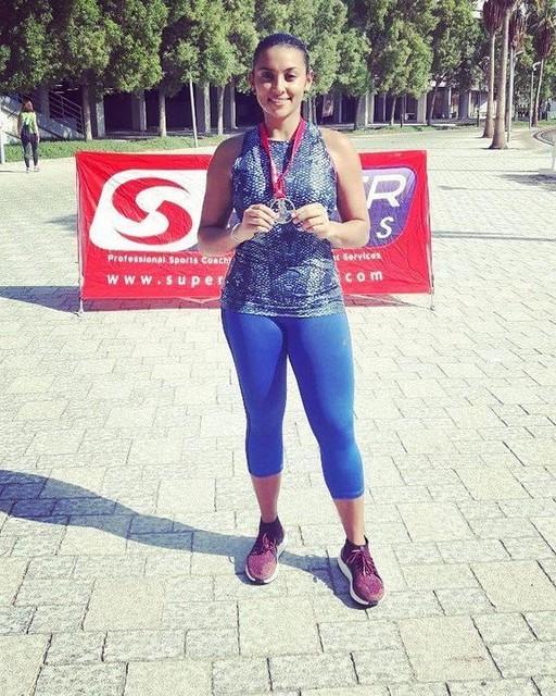 Super Sports Run Series 16km : Done 🏅✅🏃 @adidasrunnersdubai  amazing all this support and  good vibes. It was great run with the crew 🏃❤️ #adidasrunners #takechargedubai #ultraboost  #allterrain #halfmarathontraining