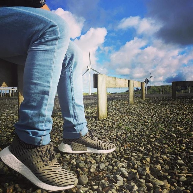 Windmill, windmill for the land... Enjoying the wind in my R2s... #OGVibes #boosted #boostvibes #adidas #adidasoriginals #newzealand #sneakerhead #palmerstonnorth #nmd #3stripesstyle #YESadidas