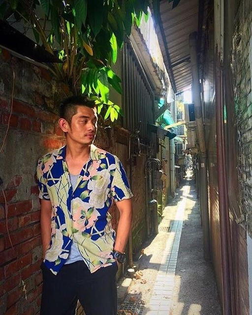 Taud Chiang - Fuyugi Hawaiian Shirt