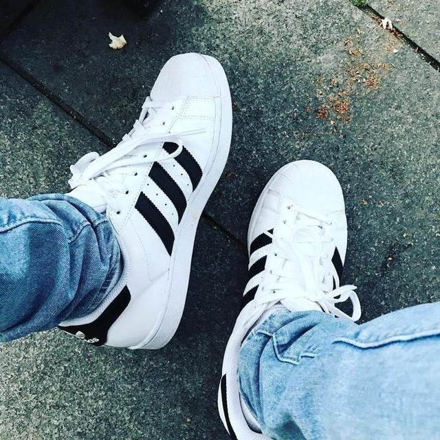 #superstar #Adidas #shoes #VilsFélons #tesfoumonfrere