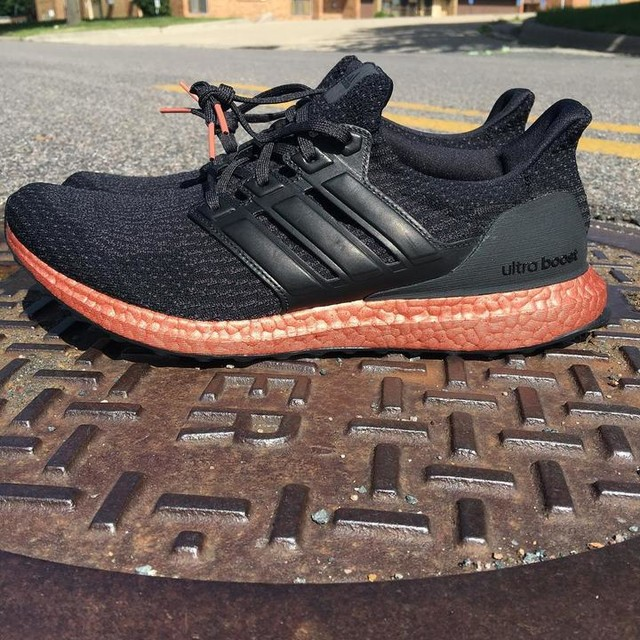 @adidasrunning Ultra Boost 3.0 - Rust 🥉These are incredible!! Love the rust color on the boost midsole. Peep the leather cage! Adidas keeps killing it!! Glad I was able to get these on a restock as they sold out within seconds. Remember Boost Is Life 💨 #ultraboosts #adidas #adidasultraboost #ultraboost3 #boostvibes #solecollector #foamieshomies #tblake #yoanty #collectivekicks #kickstagram #boostislife #getstriped #3stripesstyle #igsneakercommunity #freshkicks