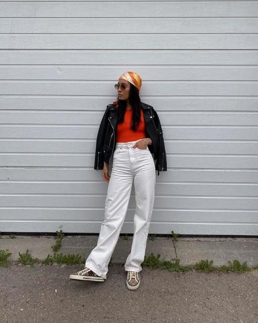iva__ivanka - Balfern Leather Biker Jacket