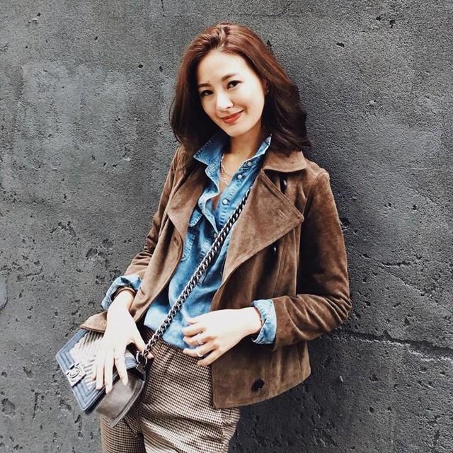 Jennifer Wei - Blazer de ante Deebee