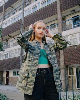 NATALIE WINTER - Rasko Jacket