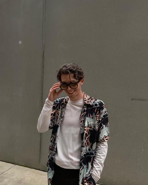 liamtrumble - Siber Shirt