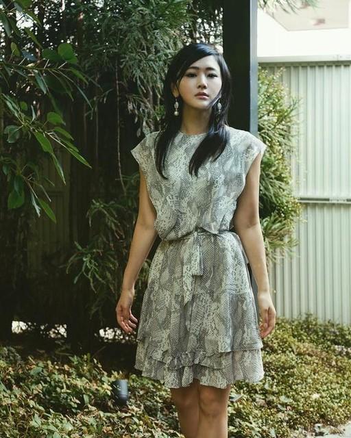 adochan121212 - Evely Snake Dress