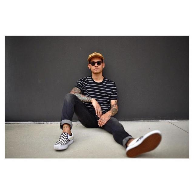ALLSAINTS ?| Photographer ? - T-shirt Tonic Dean