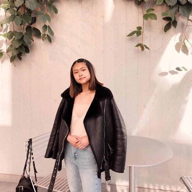 sinyee.wong - Alto Shearling Jacket