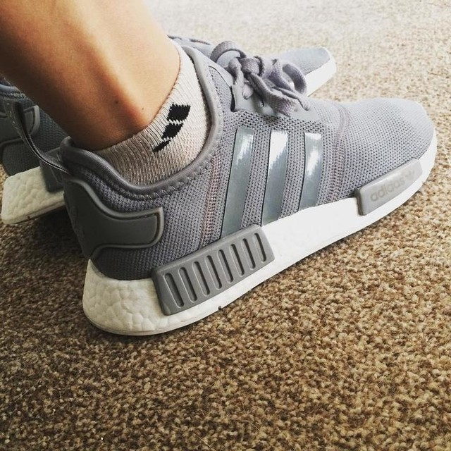 New trainers 😍👌🏻#adidas #nmd #originals #JD #trainers #fitness #grey #running #gym ❤