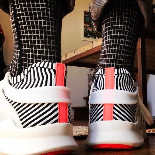 #adidas #eqt #zebra . . . . . .  @focalmark #sneakerhead #todayskicks #kotd #sneakerfiles #igsneakercommunity #kicksoftheday #kicksonfire #peepmysneaks #kickstagram #solenation #solecollector #smyfh #nicekicks #sneakershouts #wdywt #kicks4eva #walklikeus #jordansdaily #focalmarked #nycprimeshot #what_i_saw_in_nyc #ig_nycity #ig_great_shots_nyc #icapture_nyc