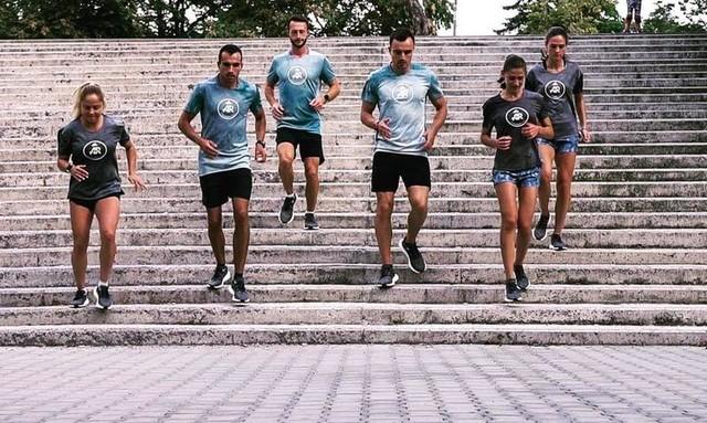 Stronger together ❤ The #adidasRunnersSofia #coaches @stoyanovkalin @martin_gadzhev_official @georgi.pt @m_mateeva + our inspiration: @boriana.damianova 😍 . . . .  #adidas #adidasRunnersSofia #adidasrunning #pureboostgo #urban #runningshoes #girlsvsboys #thecoaches #adidasRunners #together #running #passion #cityteam @adidasrunners @adidas_bg @adidas @adidasrunning