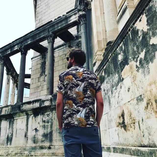 ryangillett - Camicia Sumatra