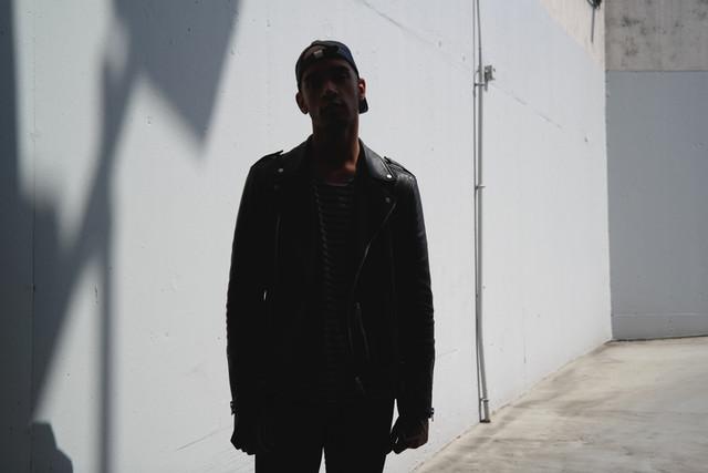 Valentino Dekker - Kahawa Leather Biker Jacket