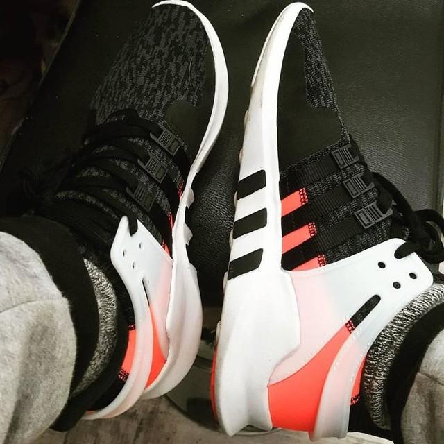 EQT😎🔥🔥💯 #newtrainers👟 #adidas #eqt #footwear