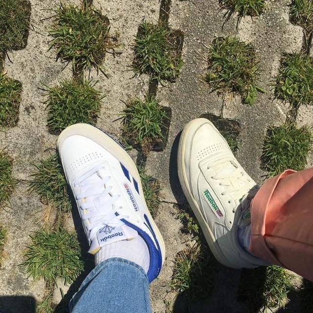 Delgado silencio resistencia  Reebok Club C Revenge Vintage Shoes - White | Reebok Norway
