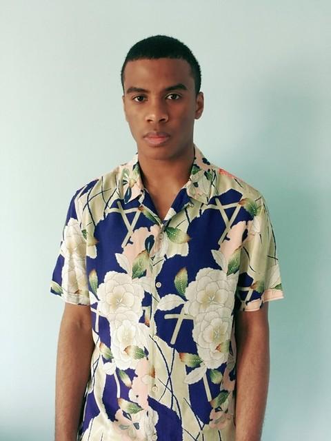 jahmarr reid - Fuyugi Shirt