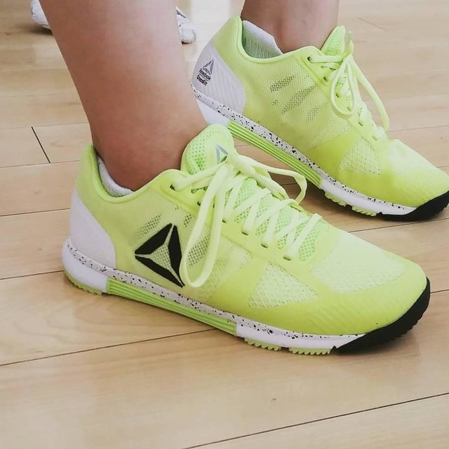 Dayummmmm!!! I am ridiculously picky when it comes to training shoes and these are by far the most comfortable pair of shoes EVERRR!!! @rogue1wushu you guys gotta get these! @reeboknanoclub  @asmanyreviewsaspossible thanks for your review on these! Helped me make my decision to give in to trying them out!  #reebok #speedtr2 #functionalfitness #traininggear #trainingshoes #trainingswag #gymwear  #strengthandconditioning #movement