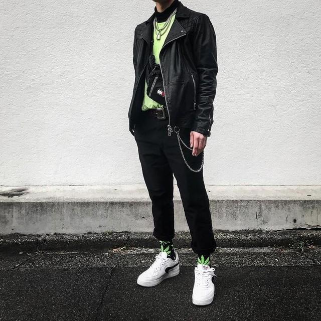 keisejvp - Taro Leder Bikerjacke