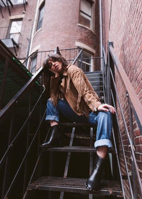 Samantha Romero  - Alana Boys Jeans