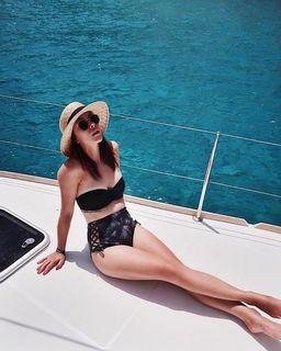 meganellaby - Lazo High Bikini Bottom