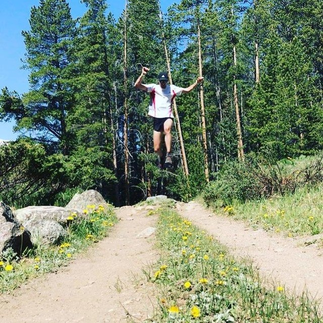 Jumping into a new training block! Time to get ready for Speedgoat 50k!! @adidasrunning @adidasterrex @sunandskidillon @forcarunning #makingmoves #mountainrunning #adidasrunning #adidasterrex #sunandskipro
