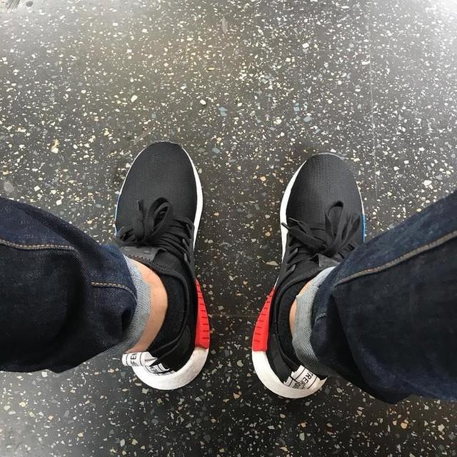Yes I have I a problem. #nmdxr1og #adidas #adidasnmd #kotd #mta #omwtowork #og #3stripesstyle