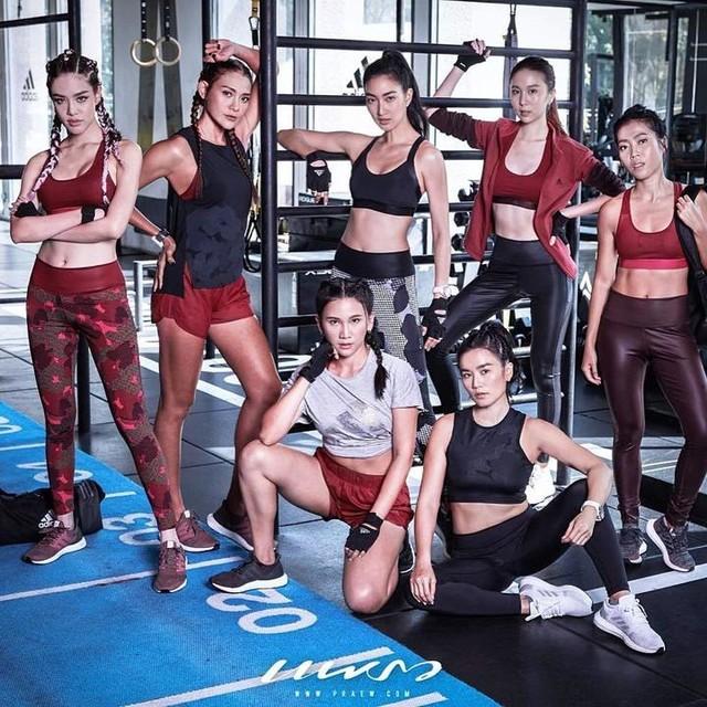 Strong 💪🏻 #adidasthailand #adidas #adidasrunning