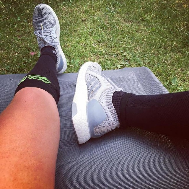#running #instarun #runforlife #runniggirl #sortiedudimanchesoir #chaudchaud #adidas #ultraboostx