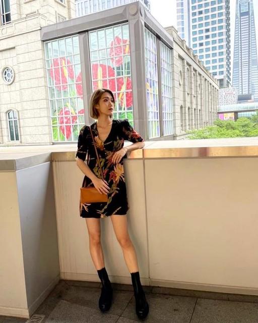scully.allsaints.tw - Kota Nolina Silk-Blend Dress