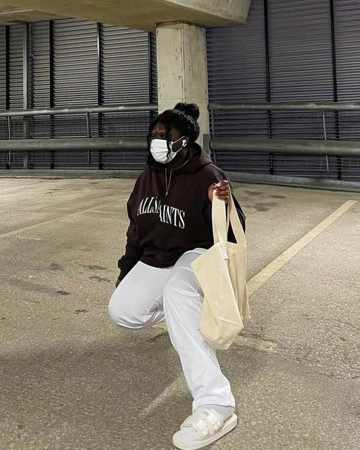 pradaolic - Dropout Pullover Hoodie